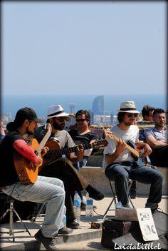 #Barcelona #ParcGüell #Rumba #Guitar #Music #LaietaLittleL #Photography #Nikon