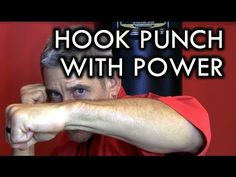 How to Throw a Hook Punch with Power