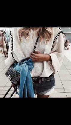 #style #citystyle #shorts #chanel