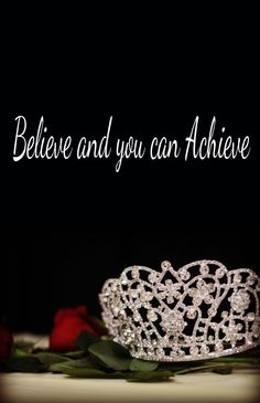 Believe and you can Achieve! {I just love this}