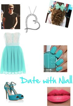 Naa hate Niall but I'd wear it to a date with anyone else. Or even just walkin around town.