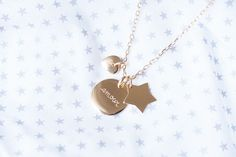 Médaille gravée Merci Maman - You May Love It www.youmayloveit.com