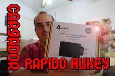 Interesante: Review del cargador rápido Aukey
