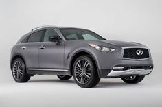 Awesome Infiniti 2017: According to the most up to date records, the 2018 Infiniti QX70 will certainly ... Check more at http://cars24.top/2017/infiniti-2017-according-to-the-most-up-to-date-records-the-2018-infiniti-qx70-will-certainly/