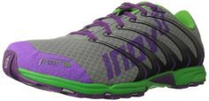 Inov8 Womens FLite 239 CrossTraining ShoeGreyPurpleGreen55 D US >>> For more information, visit image link.