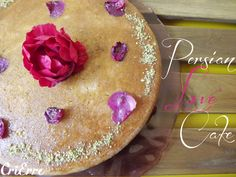 Cri Erre handmade: Torta Persiana dell'Amore - Persian Love Cake #love #amore #persianlovecake #recipe #recake #rose #flowers