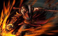 Dragon Age - Hawke fv by YamaOrce