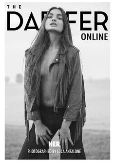 HER, A Fashion Editorial Photographed by Luca Anzalone - The Dapifer