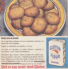 Dollarkager nr R 203 Sweets Cake, Dinner Is Served, No Bake Cake, Chocolate Chip Cookies, Biscuits, Food And Drink, Gluten, Tasty, Baking