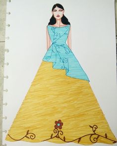 Fashion design by Vanessa Keng