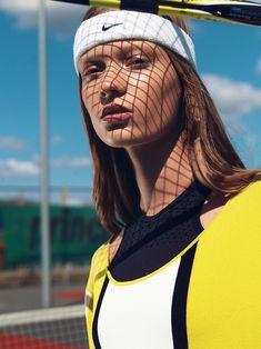 Glam Grunge Editorials : Archetype Magazine Caroline Winberg