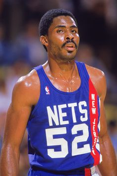 Buck Williams : All-time Nets