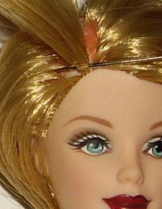 how to reroot Barbie hair