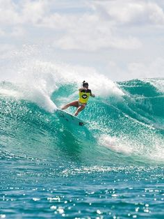 a7228f3b70a Malia Manuel laying it on rail and ripping it up at Snapper Rocks.Photo