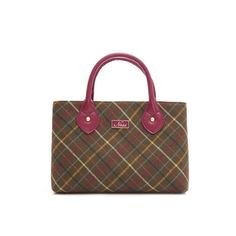 Ebony Classic Tote Bags From Ness Clothing Tweed Handbags