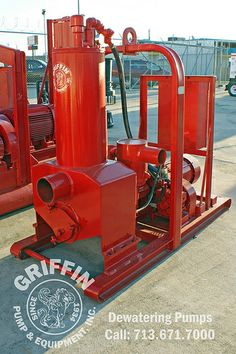 American-Made Dewatering Pumps with Electric Motors