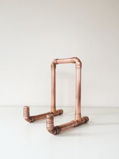 Copper Ipad and tablet stand