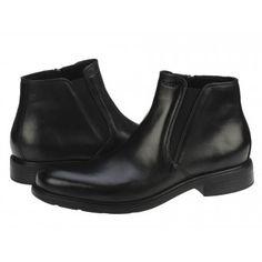 Ghete casual barbati Geox Dublin black Dublin, Chelsea Boots, Barbie, Ankle, Casual, Shoes, Black, Fashion, Moda