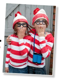 Where's Wally or Wenda -- a how to guide