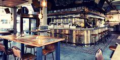 Bokaal Rotterdam, al een keer lekker geluncht, paar keer gezellig geborreld en goede wijntjes gedronken!