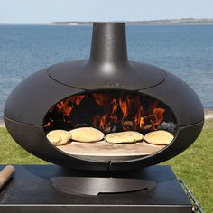 Morsø Forno – outdoor oven made of enamelled cast iron - from Morsø