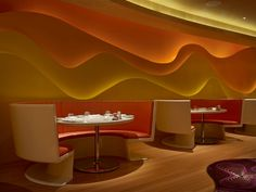 Silk road restaurant interiors design