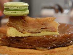 Milhojas de manzanas y especias   La Pastelería   Mauricio Asta