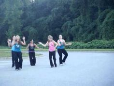 """Heather Rounds """"Hickory Chick"""" Dance Choreography: """"Fireburning"""" by Sean Kingston"""