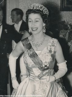 H.M.Queen Elizabeth in Holland