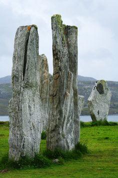 Callanish Stones by Gregor Samsa