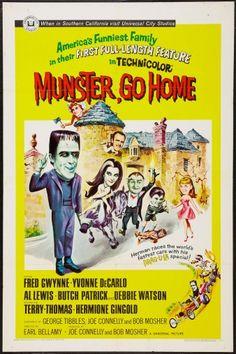 Munster Go Home (1966)