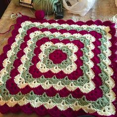 ➜ Learn to Make Crochet Patterns for Baby Blankets