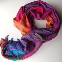 Color me happy pocket scarf - She Rocks A Bun Happy Show, Rocks, Color, Beautiful, Collection, Colour, Stone, Batu, Stones