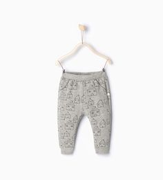 Image 1 of Little houses leggings from Zara