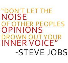 Steve Jobs - So true