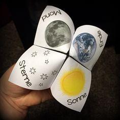 Endlich Pause 2.0: Weltall und Planeten