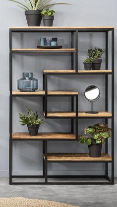 Wandmeubel Kyan – – Chic Home Office Design Welded Furniture, Iron Furniture, Home Decor Furniture, Furniture Design, Diy Bedroom Decor, Living Room Decor, Diy Home Decor, Home Room Design, Home Interior Design