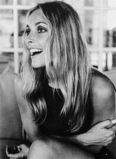 Sharon Tate photographed by Peter Brüchmann, 1968.
