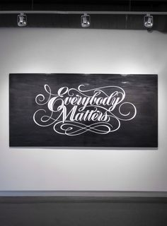 Everybody Matters — Bryan Patrick Todd