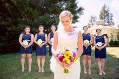 Wedding at Fauquier Springs Country Club in Warrenton, Virginia by www.oncelikeaspark.com