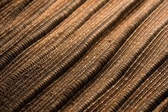 Handwoven textile in plantain fiber, yaré and copper threads Hand Weaving, Art Pieces, Textiles, Traditional, Costa Rica, Fiber, Copper, Patterns, Block Prints