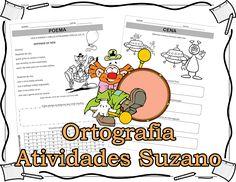 Ortografia - Atividades Adriana