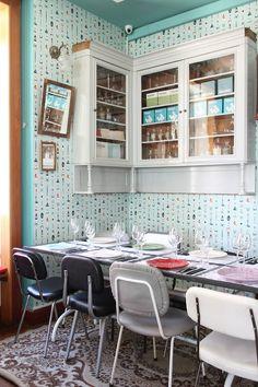 #LISBON pharmacia-restaurant : where your menu is a surprise ; )*