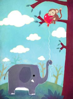 The Elephant and the Balloon