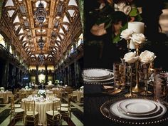 great gatsby table decor   Wedding Planning Archives « Diamond Jewelry and Engagement Ring News