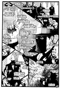 COMIC BITS ONLINE: December CBO Comic Strip: The Clock...