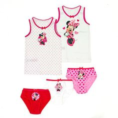 ** DISNEY ** Komplet MINNIE MOUSE 104 , 3-4 L