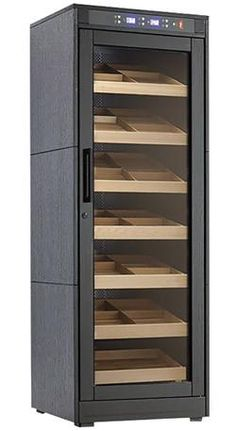 Remington Lite Electronic Cigar Cabinet Humidor - The Elegant Bar - 1