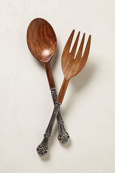 Culvery Serving Set #anthropologie