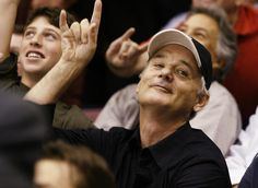 "Bill Murray: ""There's a wonderful sense of well-being that begins to circulate . . . up and down your spine. And you feel something that makes you almost want to smile. So what's it like to be me? Ask yourself, 'What's it like to be me?' The only way we'll ever know what it's like to be you is if you work your best at being you as often as you can, and keep reminding yourself that's where home is."""